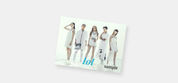 01-lolオリジナルポストカード